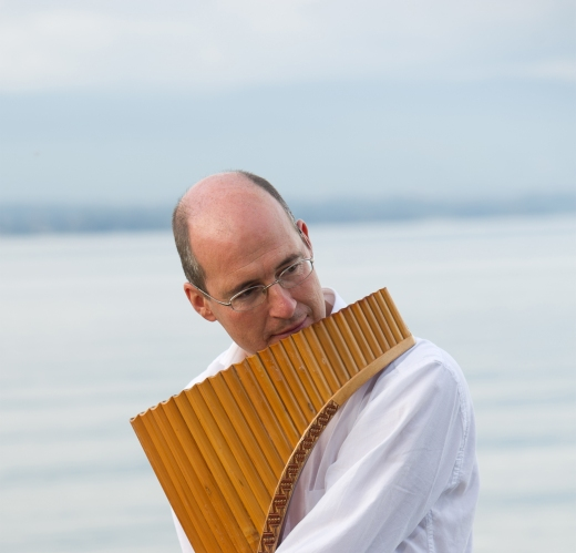 Michel Tirabosco revolutionised the world of panpipes