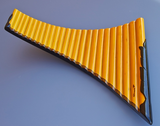 Nomade Panflute from Peru
